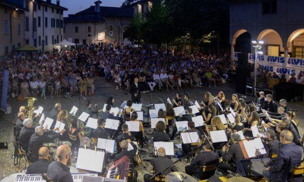 """12 luglio """"Concerto d'Estate"""" del Complesso Bandistico di Albino"""