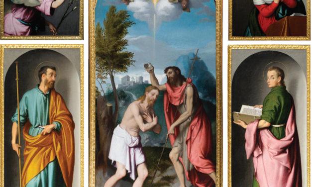 Moroni, dall'Accademia Carrara a Gandino