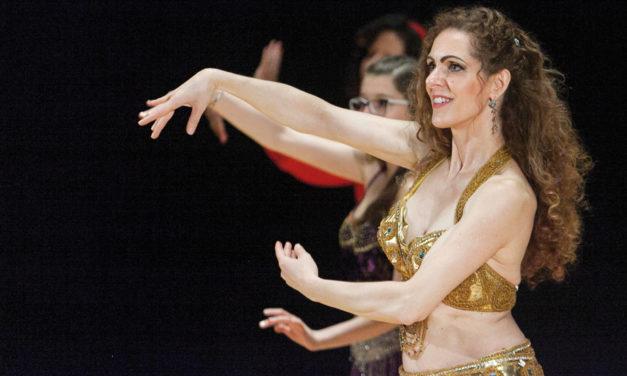Anche in Val Seriana una scuola di danza del ventre