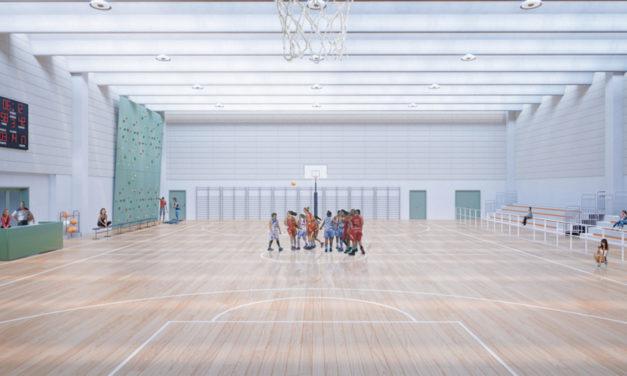 Scuola Media di Desenzano/Comenduno: al via i lavori Efficientamento energetico, adeguamento sismico e nuovo Palazzetto dello Sport