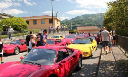 Partecipazione solidale al Raduno Ferrari della Fondazione Card. Gusmini
