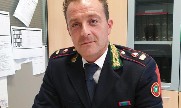 ROBERTO TISI, Comandante della Polizia Locale di Albino