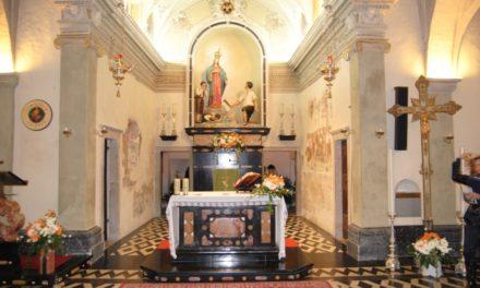 8 dicembre: chiusura del santuario della Madonna di Altino