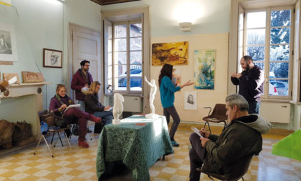"""""""Arte sul Serio"""", per promuovere l'arte e il mondo artistico"""