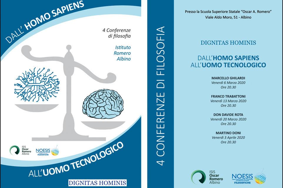 """Conferenze di Filosofia in stile """"Modern School"""", all'Isis """"O.Romero"""""""