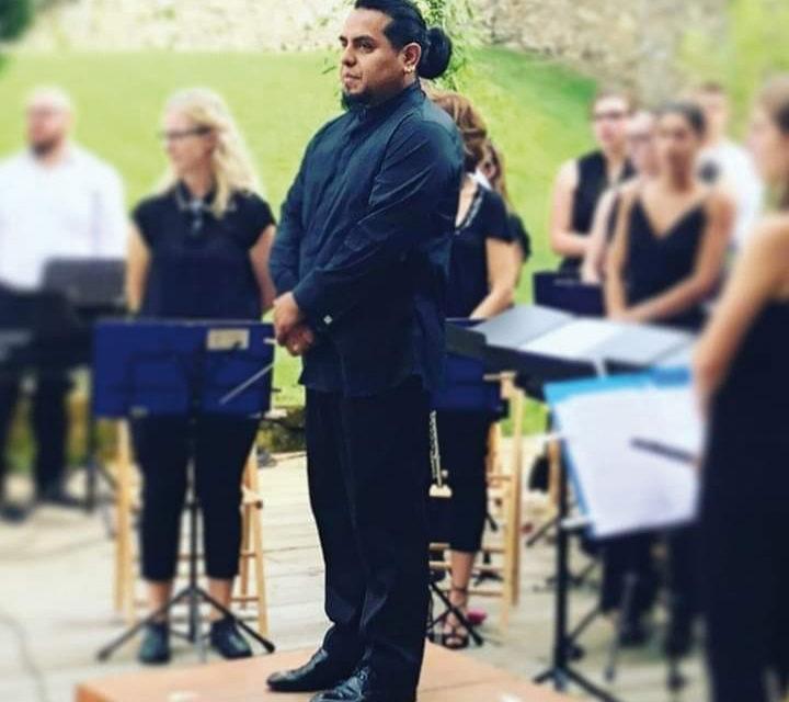 Pietro Rolando Guerini, Direttore del Corpo Bandistico Musicale di Colzate