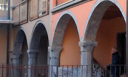 L'antica Via del Ferro (Via Briolini)