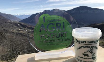 """Colle Gallo: il miglior """"AGRI yogurt"""" nazionale è della Fattoria del Colle"""