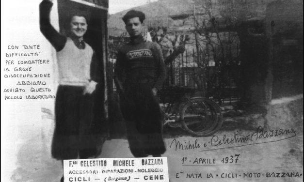 """""""Cicli Moto Bazzana"""", 83 anni su due ruote"""