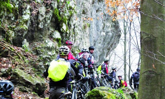 Ciclo-escursionismo sul Monte Cavlera, per far ripartire il turismo