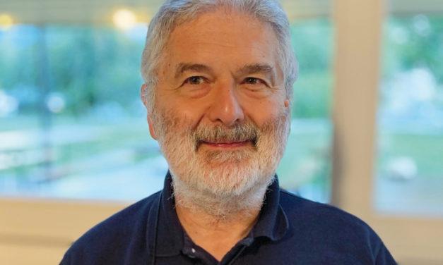 Dottor Guido Marinoni,  Presidente dell'Ordine dei Medici della Provincia di Bergamo