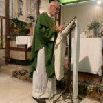 """Dopo 33 anni negli ospedali romani, don Pinuccio Radaelli ritorna nella """"sua""""Gazzaniga"""