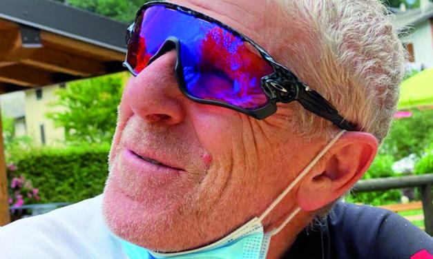 VALENTINO POLI, Presidente della sottosezione CAI di Albino