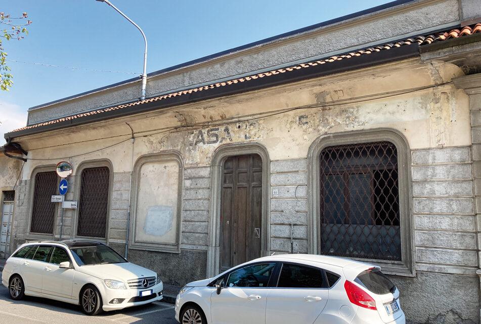 Nuova vita all'ex-Casa del Fascio (ex-Circolo Dopolavoro)