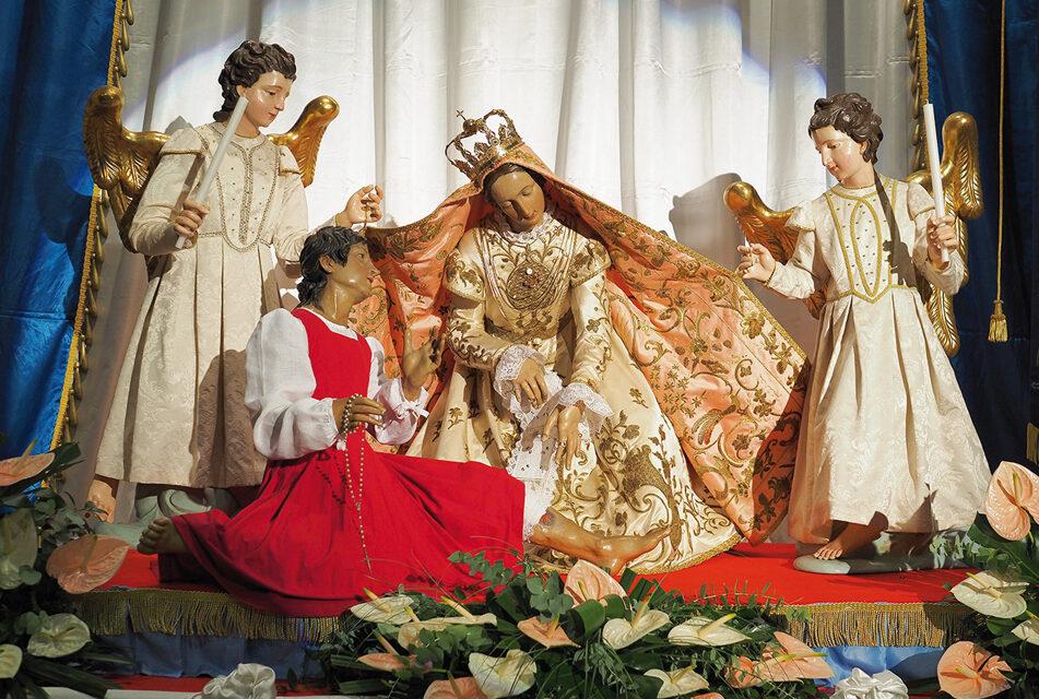 """Grande attesa per la Festa della Madonna della Gamba, una """"festa di comunità"""""""