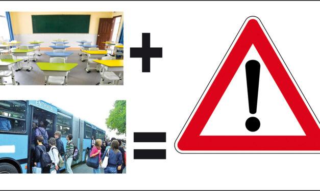 La scuola in tempo di Covid-19: servono serietà e coesione, non retorica e propaganda