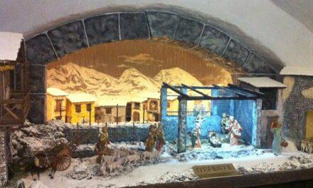 """Anche quest'anno i """"Presepi di Vall'Alta"""""""