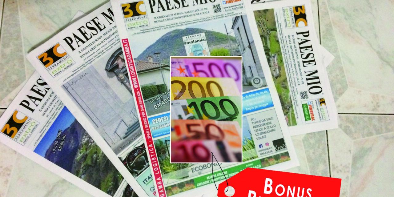 Bonus pubblicità. Confermato per il 2021 e 2022 il credito d'imposta per giornali e periodici. Escluse Radio e Tv