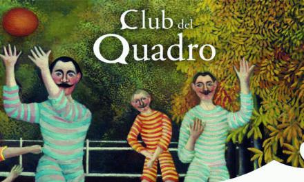 """Il """"Club del Quadro"""" con l'associazione """"Arte sul Serio"""""""