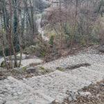 Sistemata la mulattiera per il santuario di San Patrizio