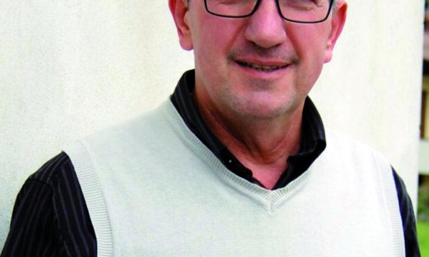 Carmelo Rinaldi,  Presidente della sezione AVIS di Vertova