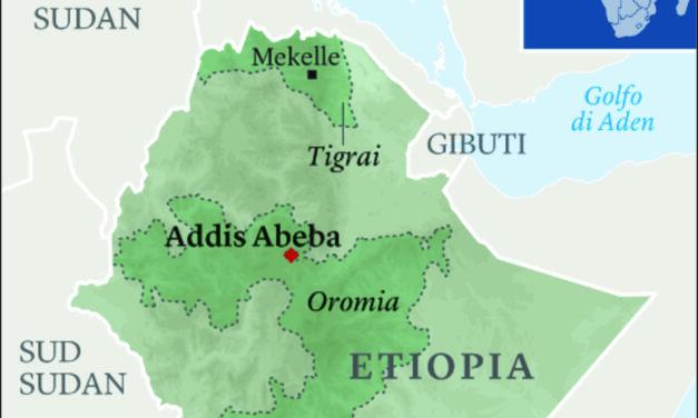 Testimonianze allarmanti dall'Etiopia, a cura dell'Associazione Costruiamo Ponti con Viviana