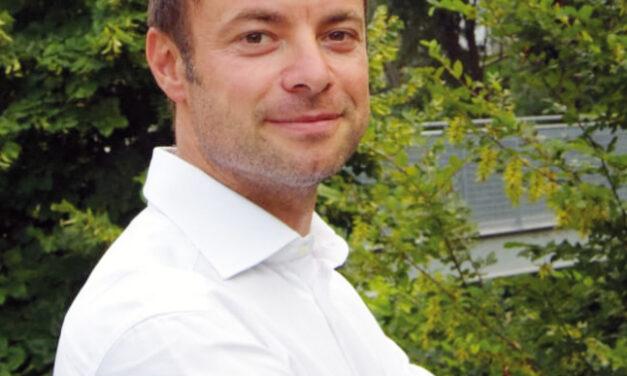Andrea Camozzi, Vicesindaco e assessore ai Lavori Pubblici di Cene
