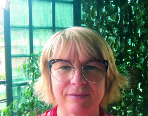 Nives Colombi, Direttrice della Biblioteca Comunale di Albino e responsabile del Servizio Cultura