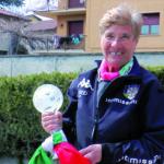 """Anna Fabretto Martinelli conquista la Coppa del Mondo di sci """"Master C 10"""": 75-79 anni"""