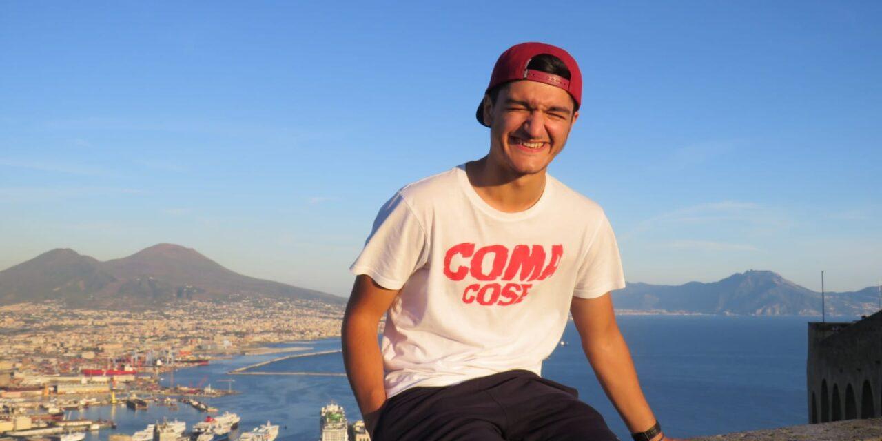 """Pietro Merelli, Membro del gruppo """"Geco"""" di Gazzaniga"""