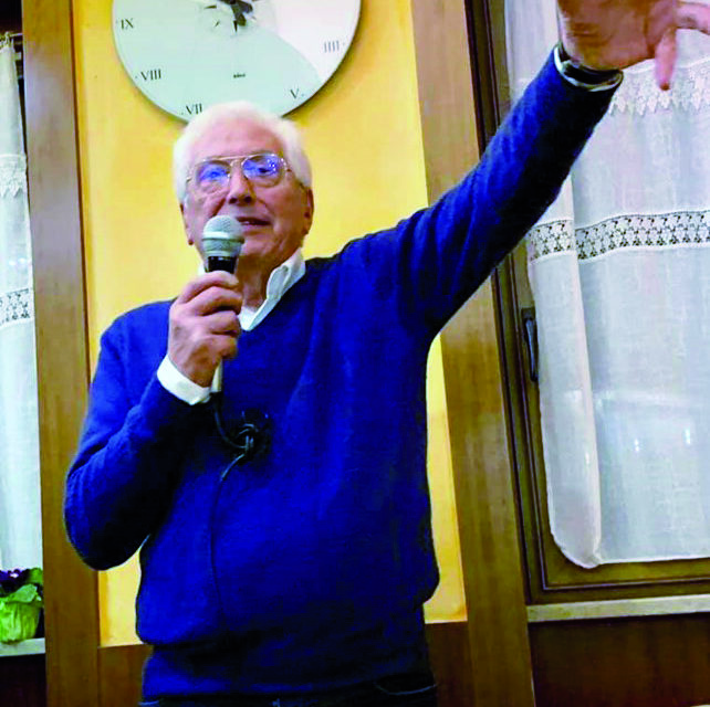 Gianni Zanetti, Presidente della società Cannisti Albinesi 87