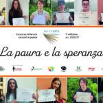 """Un bel successo la prima edizione del concorso letterario """"Ali di carta"""" dell'ISIS """"Oscar Romero"""""""