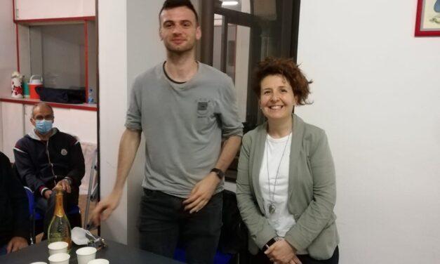 Cristina Gherardi nuovo presidente della sezione Avis di Albino