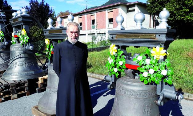 A settembre, don Giampaolo Mazza lascia la parrocchia di Desenzano al Serio
