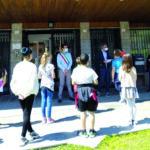 Consegna della Costituzione agli alunni di quarta e quinta elementare